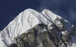 ascensión al pico Lobuche, Nepal