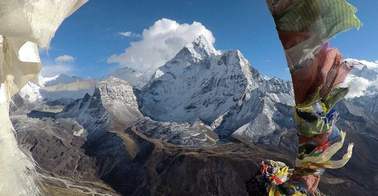 Expedición al Ama Dablam, nepal, trekking nepal