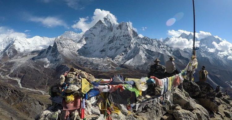 Expedición al Ama Dablam, nepal