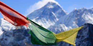 Trekking al campo base del Everest.