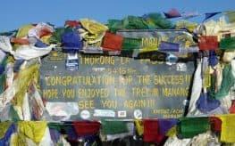 Trekking circuito del Annapurna. Trekking del Annapurna. Circuito panoramico del Annapurna.