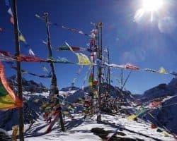 Trekking Langtang. Travesia por el valle de Langtang, Nepal. Excursion al valle de Langtang.