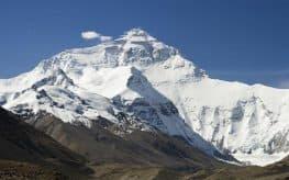 Circuito al campo base del everest Tibet