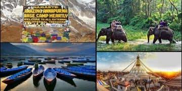 trekking annapurna y circuito cultural