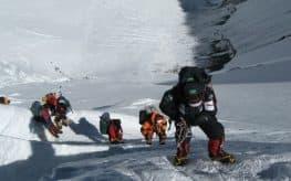 Expedición al Everest, nepal