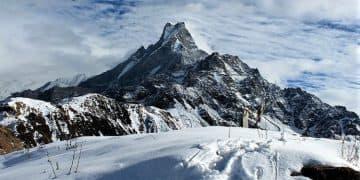 Ascensión al Mardi Himal, nepal