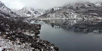 Trekking al lago Gosaikunda. Langtang